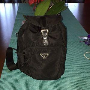 Small Prada backpack 🎒